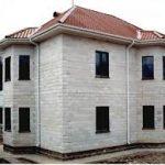 Преимущества строительства домов из ячеистого бетона
