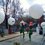 В Казахстане намерены запретить массовые мероприятия с воздушными шарами