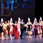 Гастроли балетной труппы Астаны в Италии