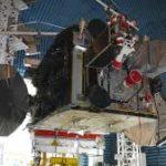 На Байконур доставлен новый спутник